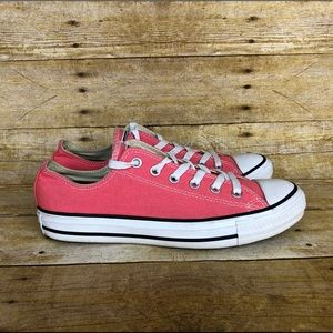 Converse All Star Coral Low Top Shoes